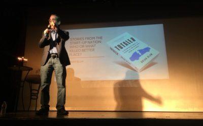 VIDEO UPDATE: Brian Blum at FUN in Tel Aviv